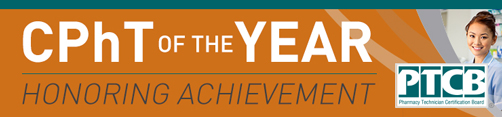 Nominate a Pharmacy Technician of the Year!